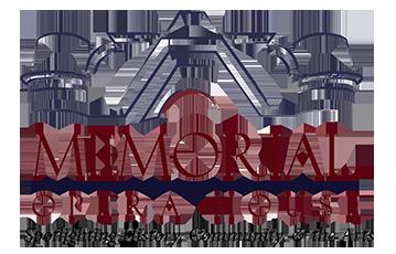 Porter County Memorial Opera House logo